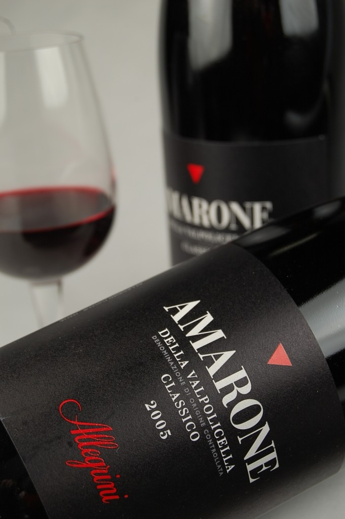Amarone Della Valpolicella Allegrini 2011 Red Wine