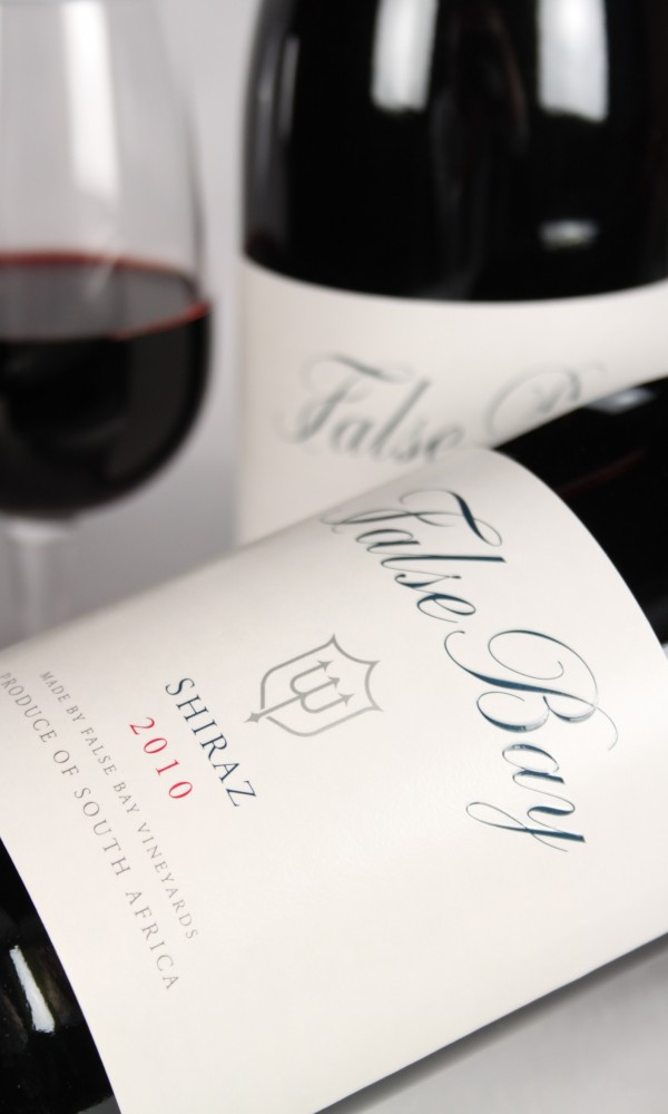 False Bay Shiraz