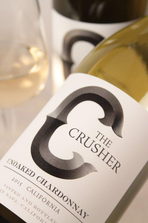 The Crusher Unoaked Chardonnay