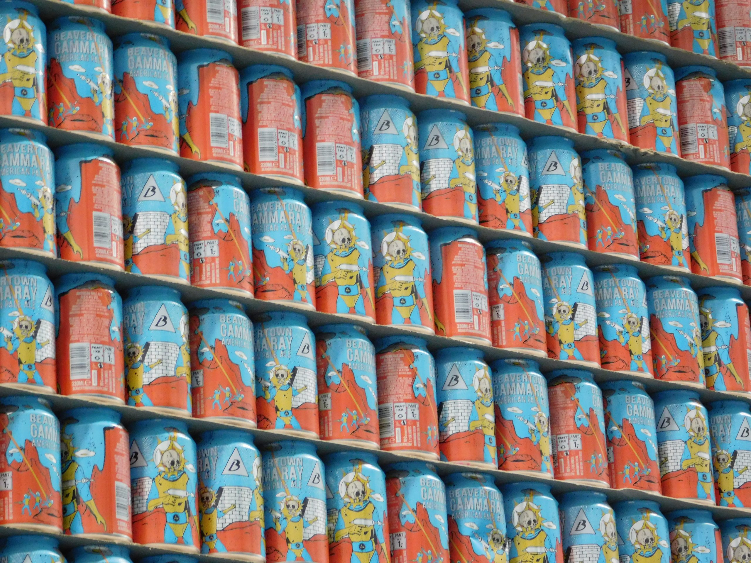 Beavertown Brewery | Craft beer bonanza