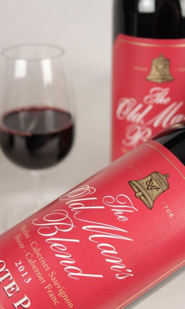 Groote Post Old Man's Blend Red