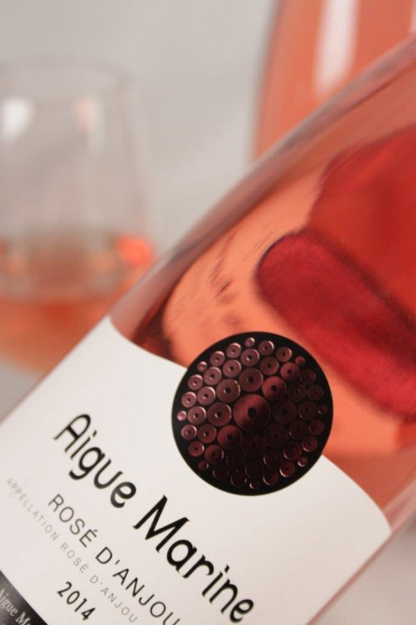 Rose d'Anjou Aigue Marine
