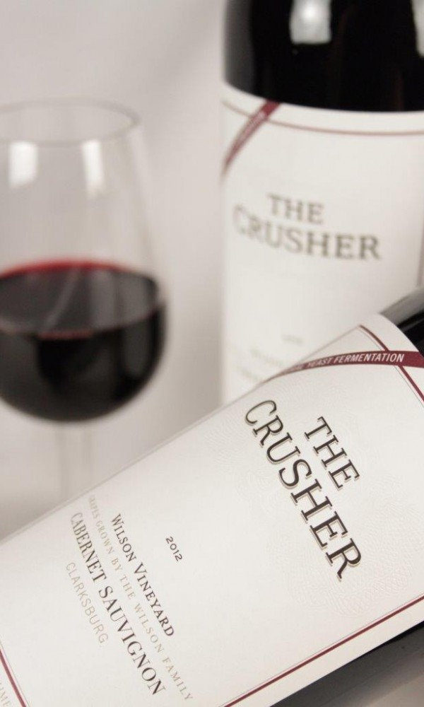 The Crusher Cabernet Sauvignon