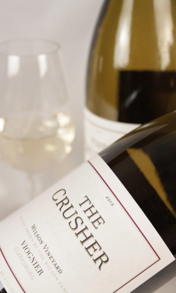 The Crusher Viognier