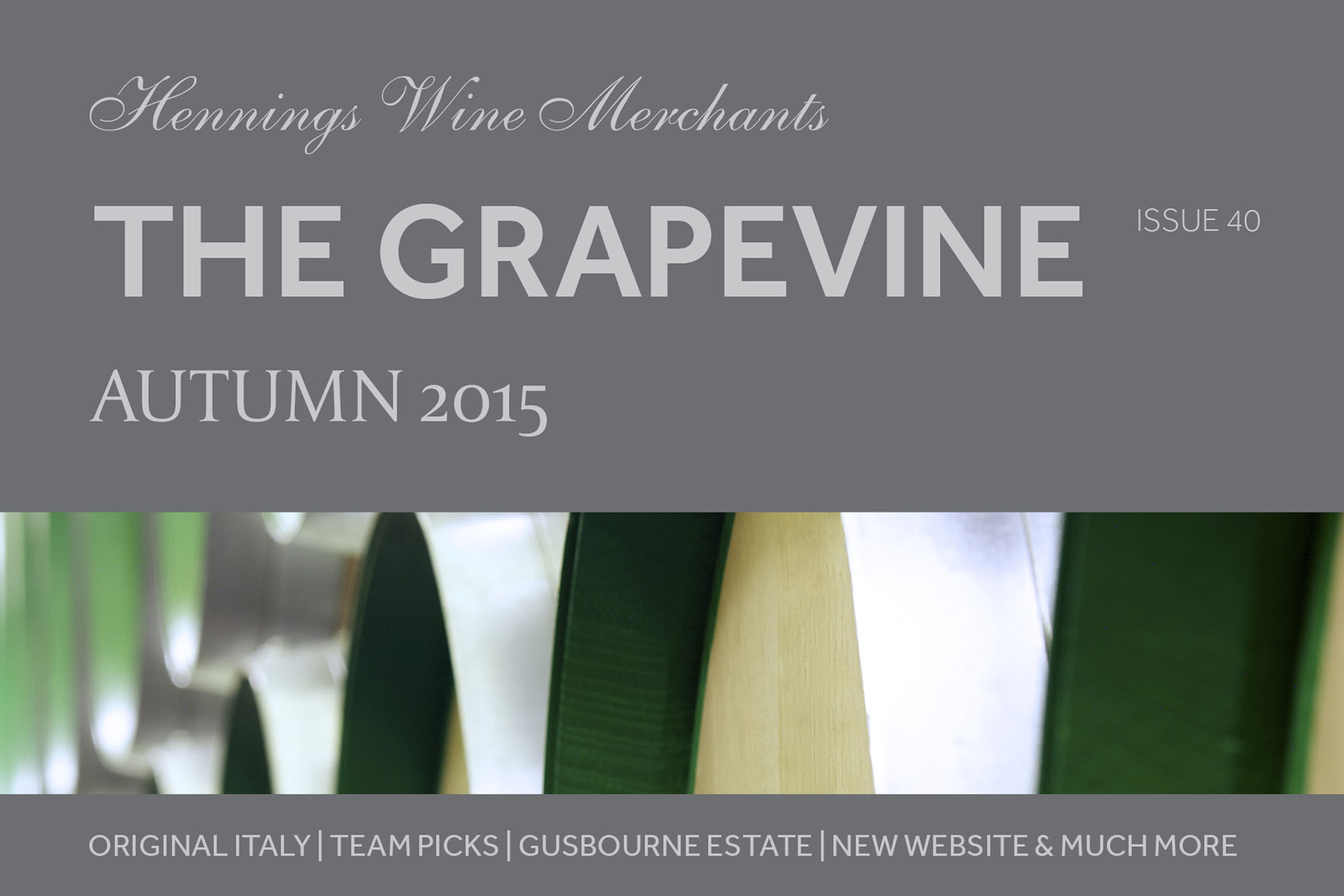 The Grapevine 40 | our latest offers