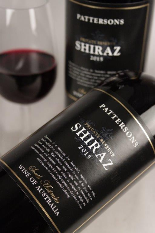 Pattersons Shiraz