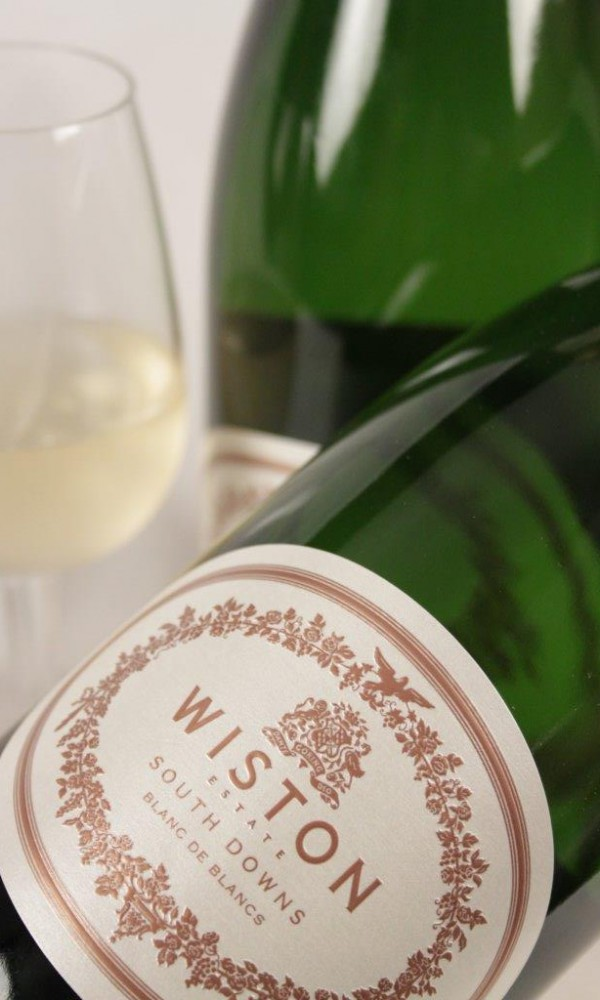 Wiston Estate Blanc De Blancs 2010 Sparkling Wine