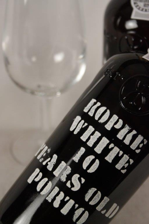 Kopke 10 Year Old White Port half bottle