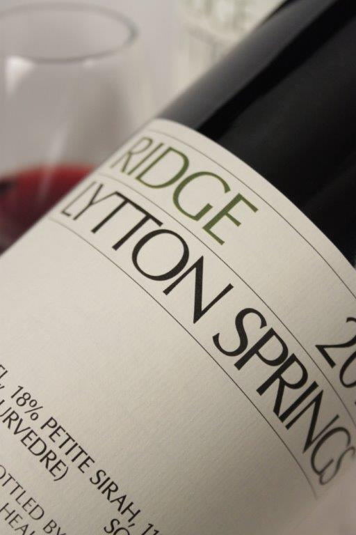 Ridge Lytton Springs 2014 magnum