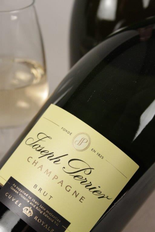 Joseph Perrier Cuvee Royale Brut NV Chamagne - Hennings Wine Merchants