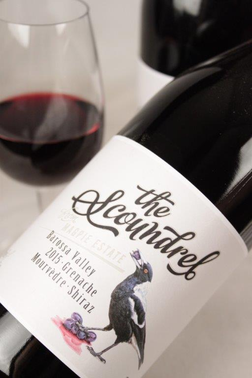 Magpie Estate The Scoundre Grenache Shiraz Mourvedre