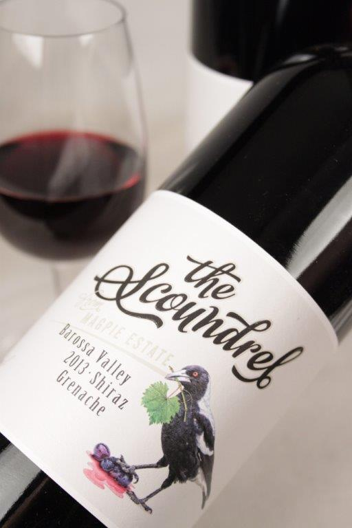 Magpie Estate The Scoundrel Shiraz Grenache