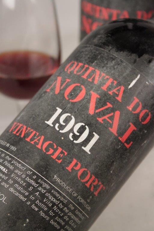 Quinta do Noval 1991 Vintage Port