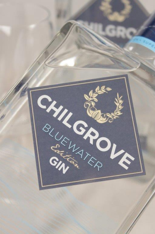 Chilgrove Bluewater Gin