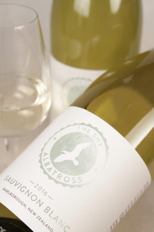 The Shy Albatross Sauvignon Blanc