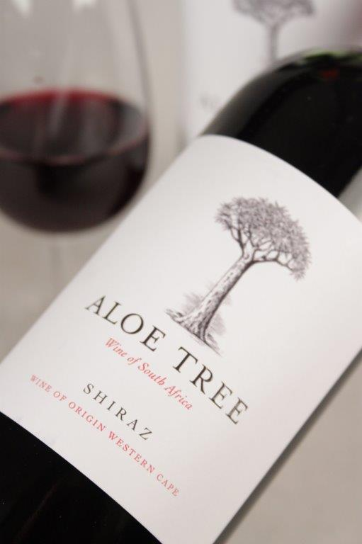 Aloe Tree Shiraz