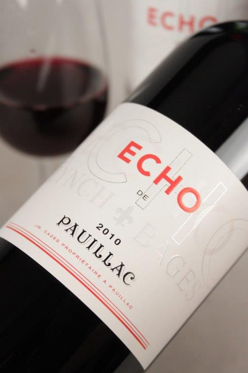 Echo de Lynch Bages 2010