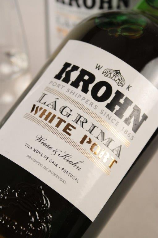 Krohn Lagrima White Port