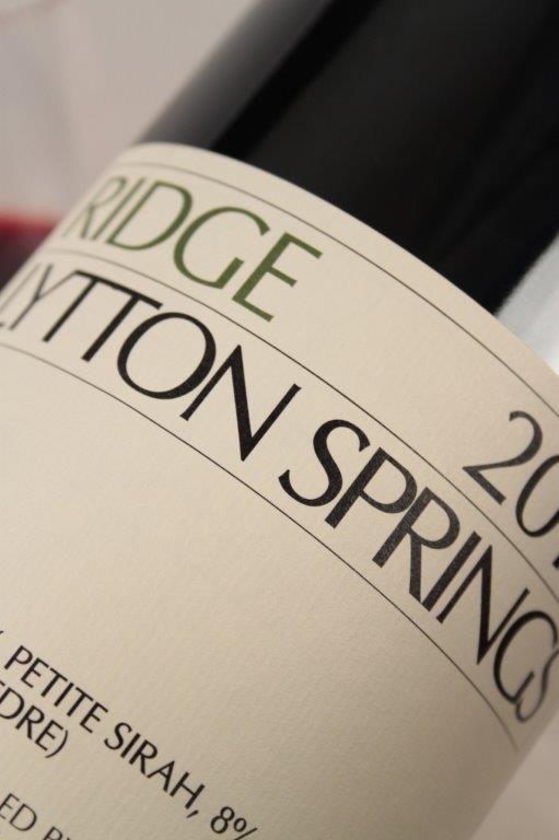 Ridge Lytton Springs 2015 Magnum