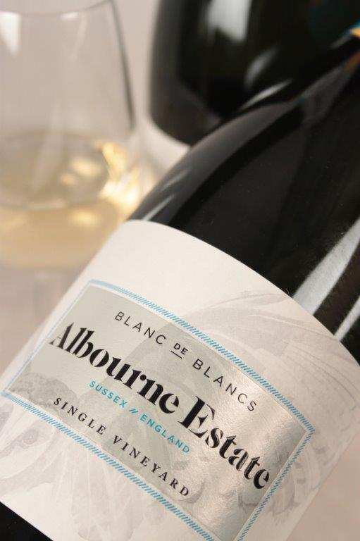 Albourne Estate Blanc de Blancs