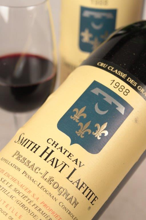 Chateau Smith Haur Laffite 1988