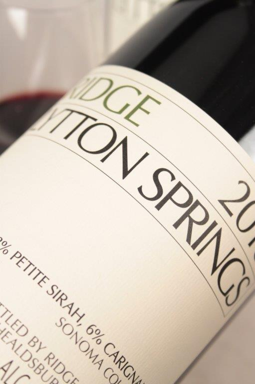 Ridge Lytton Springs 2016 Magnum