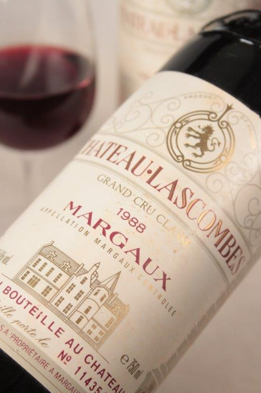Chateau Lascombes 1988