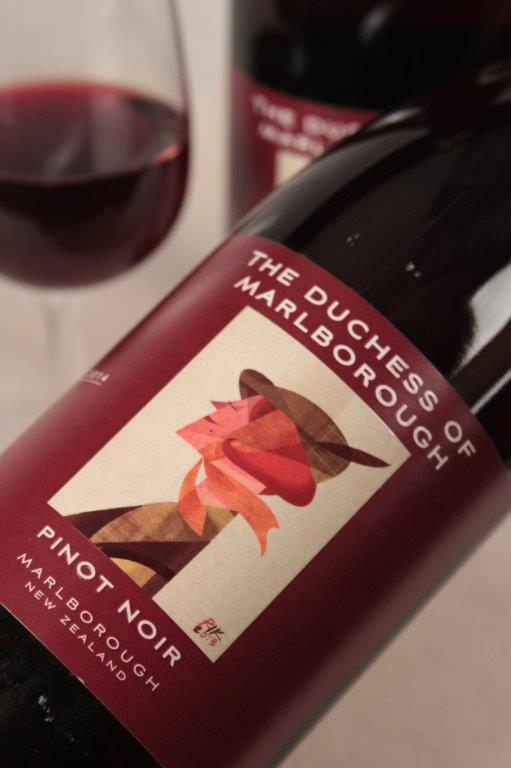 The Duchess Of Marlborough Pinot Noir