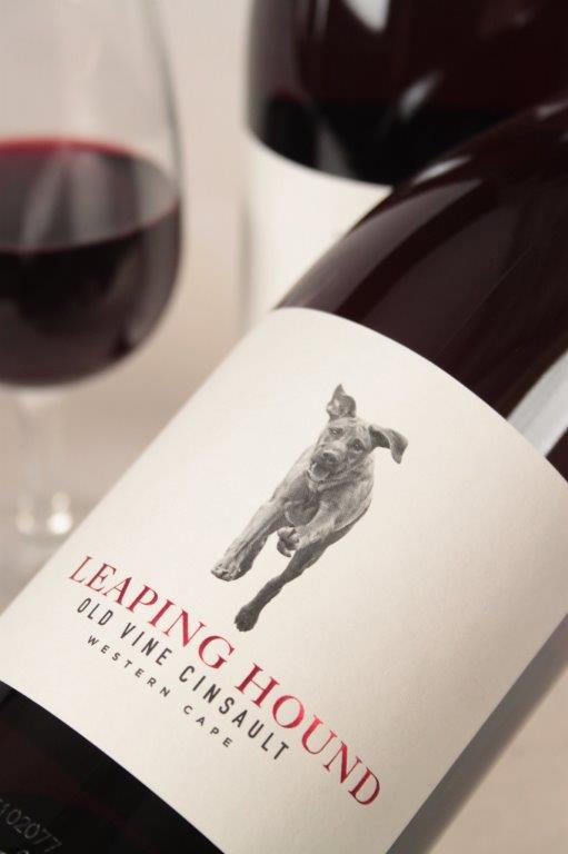 Leaping Hound Old Vine Cinsault