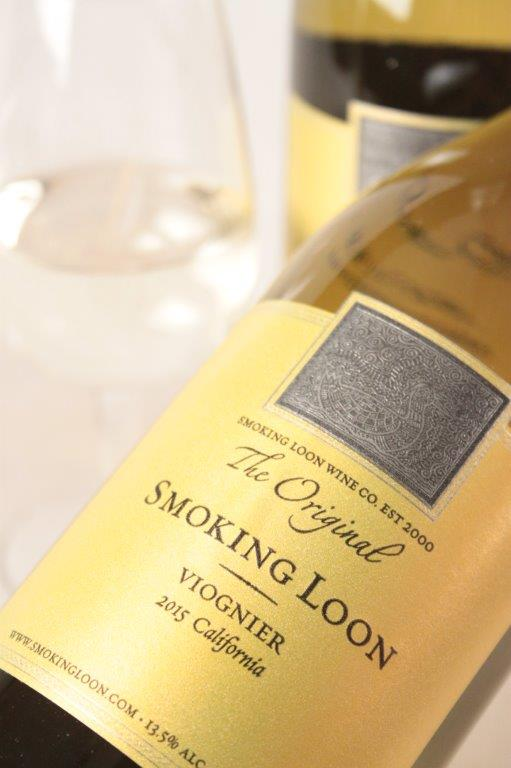 Smoking Loon Viognier