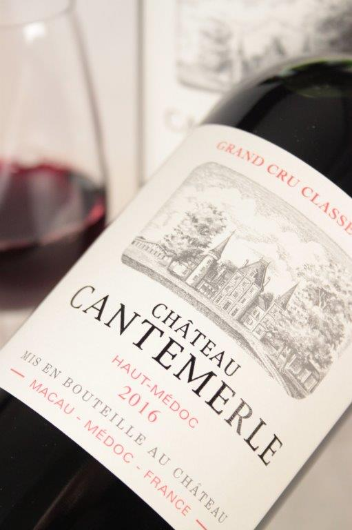 Chateau Cantemerle 2016