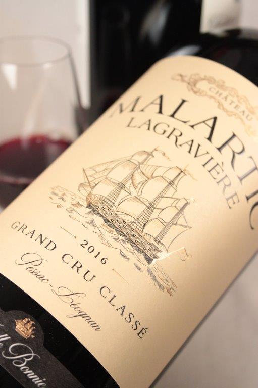 Chateau Malartic Lagraviere Rouge 2016 Magnum