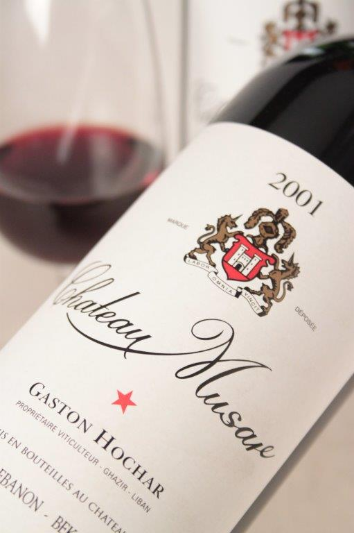 Chateau Musar Red Wine