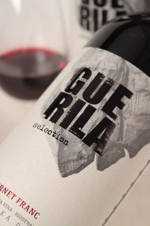 Guerila Cabernet Franc