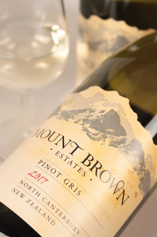Mount Brown Pinot Gris