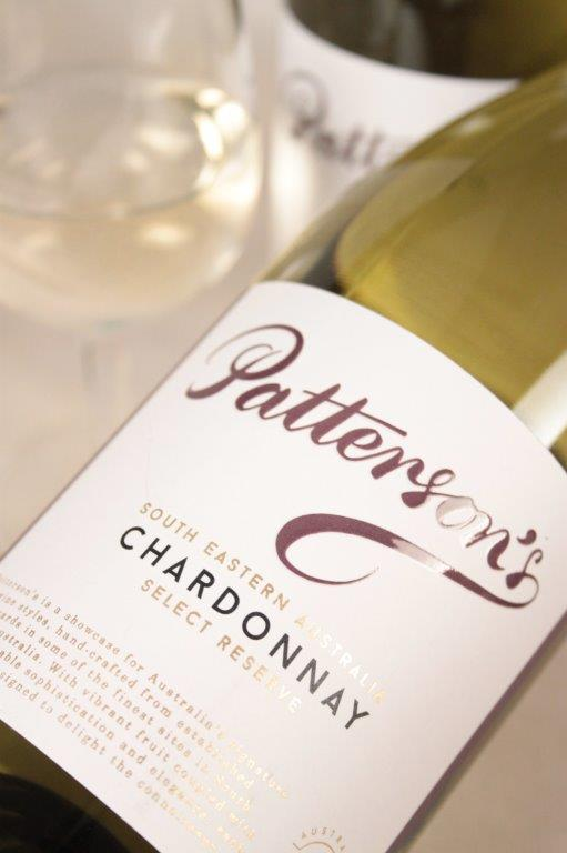 Patterson's Select Reserve Chardonnay