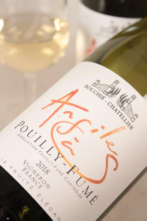 Pouilly Fume Argile a S'Bouchie Chatellier