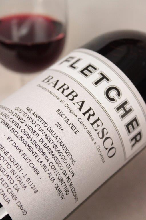 Fletcher Barbaresco Recta Pete 2016