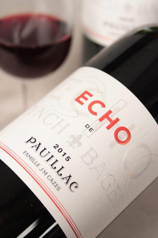 Echo de Lynch Bages 2015