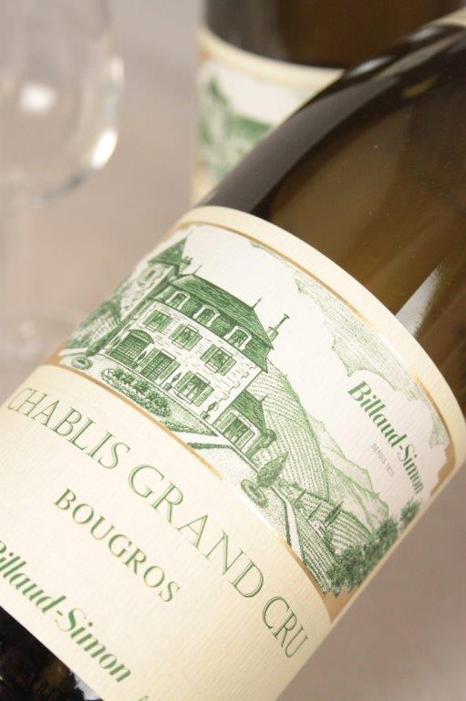 Chablis Grand Cru Bougros Billaud-Simon