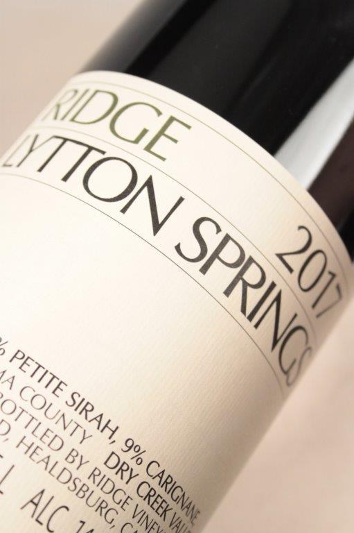 Ridge Lytton Springs Zinfandel Magnum
