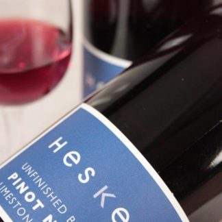 Hesketh Unfinished Business Pinot Noir
