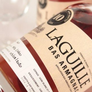 Domaine Laguille Small Batch 10 Year Old Armagnac